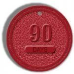 NA Recovery Chips Red 90 Day Chip