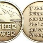 NA Specialty Medallions Higher Power, Bronze Medallion