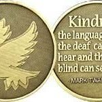 NA Specialty Medallions Kindness