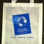 NA Public Relations Material Single PR Tote Bag