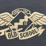 NA T-Shirts Old School Pocket T-Shirt Black